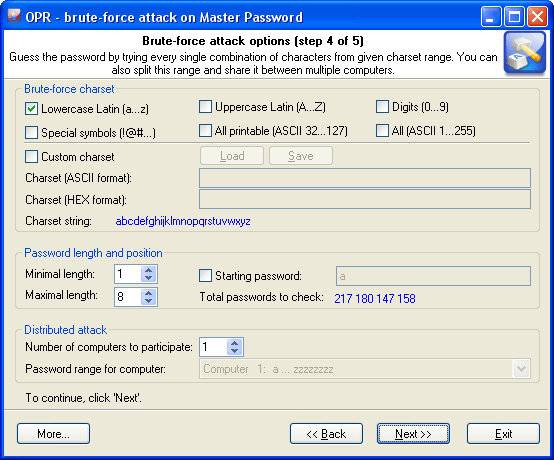 how to detect brute force attacks