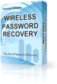 Hack wifi password using Wireless Password Recovery