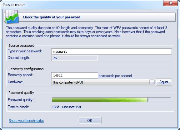 При первом запуске программа попросит провести тест скорости вашего ПК. .