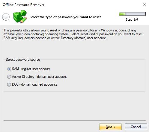 windows password remover